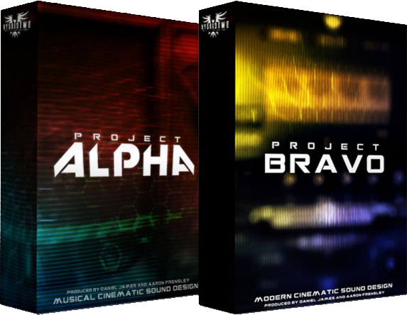 "63% off ""Project Alpha & Bravo"" Bundle by HybridTwo"