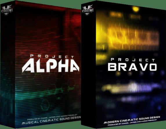 "63% off ""Project Alpha & Bravo"" Bundle by Hybrid Two"