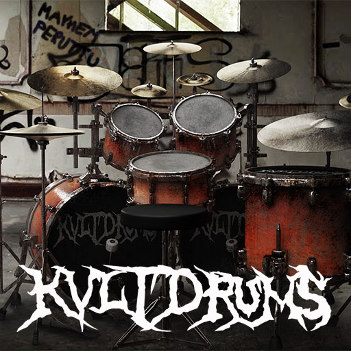 "70% off ""KVLT Drums"" Plugin by It Might Get Loud (VST/AU)"