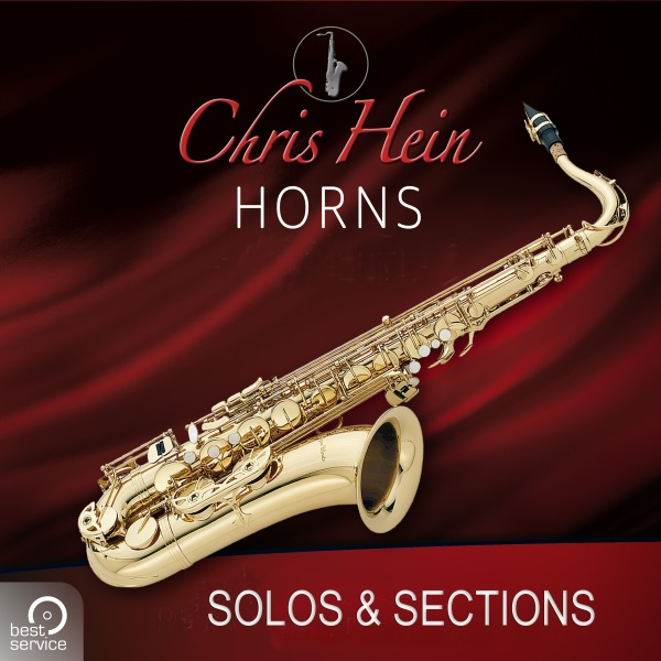 "66% off ""Chris Hein Horns Pro – Sections & Solos"""