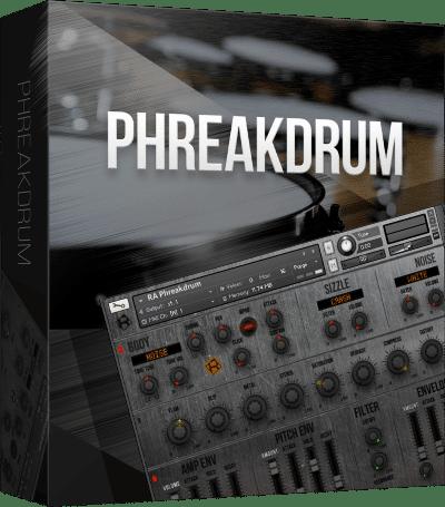 Phreakdrum