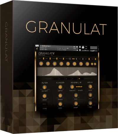 "100% off ""Granulat"" by Rigid Audio"