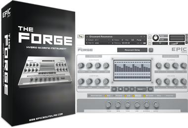 "75% off ""The Forge"" by Epic Sound Lab"