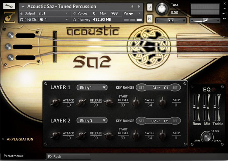 "75% off ""The Exotic Strings Bundle"" by Soundiron"