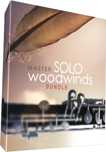 "82% off ""Master Solo Woodwinds Bundle"" by Auddict"