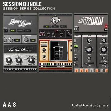 "53% off ""The Session Bundle"" by Applied Acoustics (VST/AU/RTAS/AAX)"