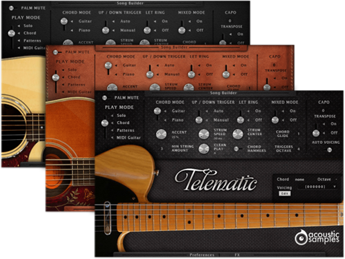 "80% off ""The Acoustic Samples Guitar Bundle"" (VST/AU/AAX)"