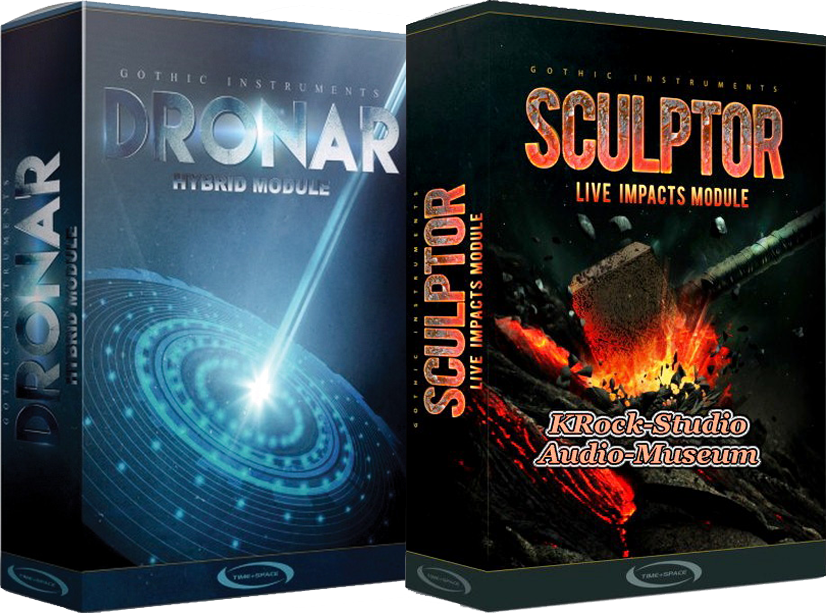 "50% off ""Dronar & Sculptor Bundle"" by Gothic Instruments"