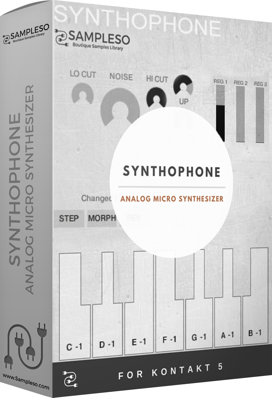"71% off ""Synthophone"" by Sampleso"