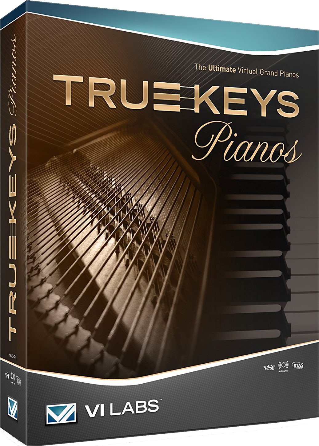 "74% off ""True Keys Pianos Bundle"" by VI Labs (AU/VST/AAX)"