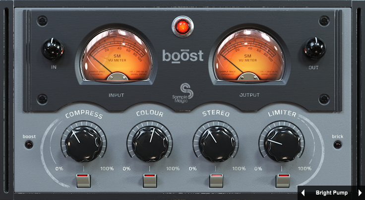 "70% off ""Boost"" by Sample Magic (VST/AU)"