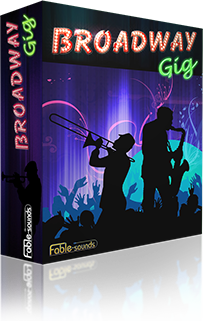 """60% off """"Broadway Gig"""" by Fable Sounds"""