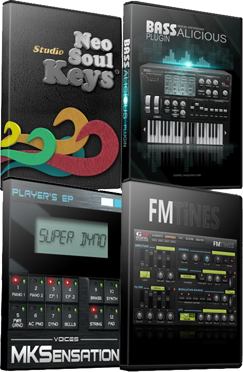 "80% off ""Vintage Keys Bundle"" by Gospel Musicians (VST/AU/AAX)"