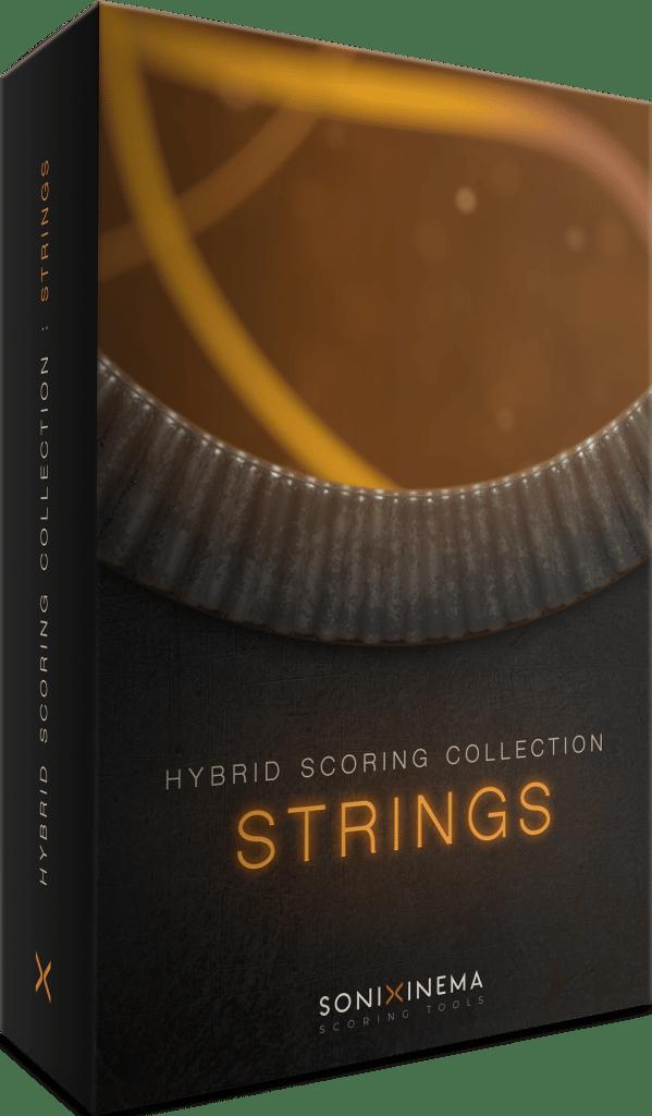 "60% off ""Hybrid Scoring Strings"" by Sonixinema"