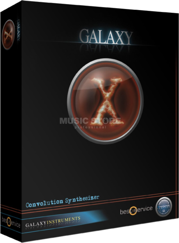 "65% off ""Galaxy X"" by Best Service (VST/AU/AAX/RTAS)"