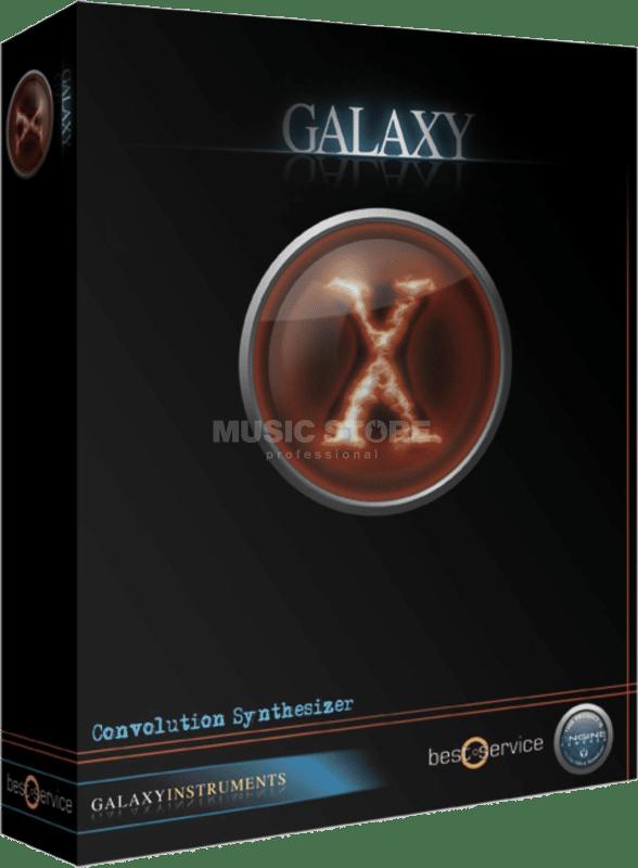 "65% off ""Galaxy X"" by Best Service (VST/AU/AAX/RTAS)"