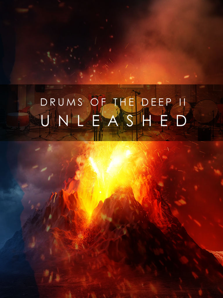 """70% off """"Drums of the Deep 2"""" by Auddict"""