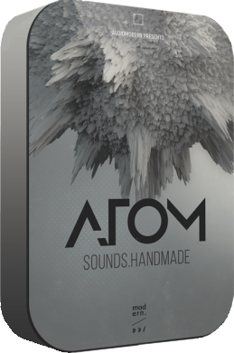 "70% off ""Atom"" by Audiomodern"