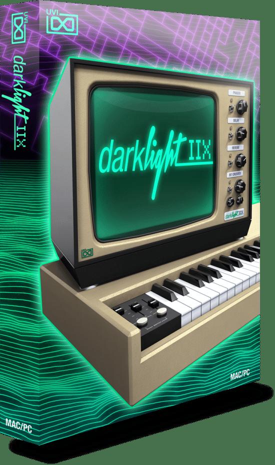 "75% off ""Darklight IIx"" by UVI"
