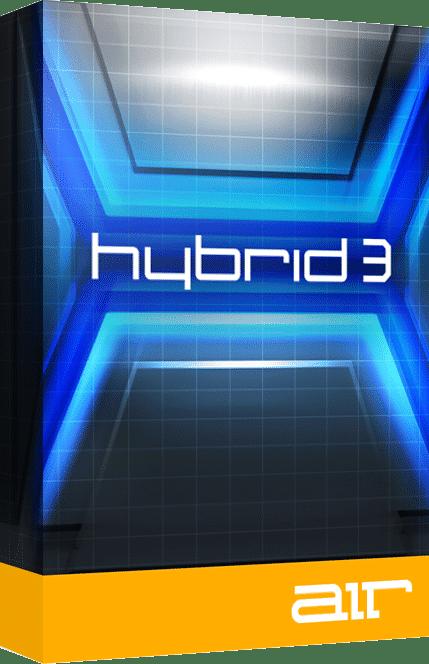 "99% off ""Hybrid 3"" by Air Music Tech (VST/AU/AAX)"