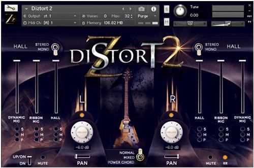 """60% off """"Distort 2"""" by Strezov Sampling"""