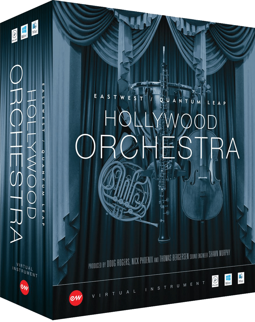 "60% off ""Hollywood Orchestra (Gold Edition)"" by EastWest/Quantum Leap"