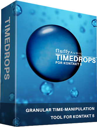 """58% off """"Timedrops"""" by Fluffy Audio"""