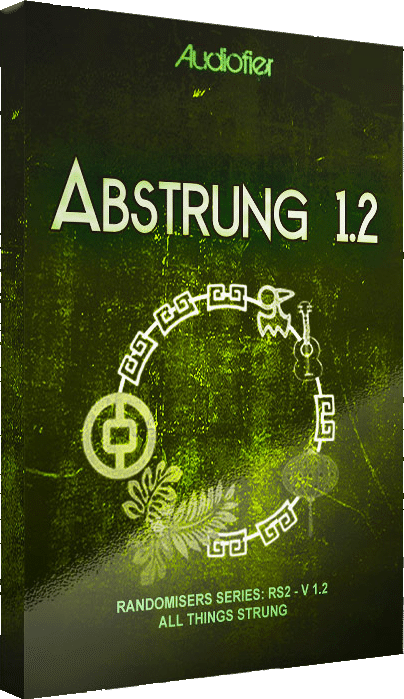 "75% off ""Abstrung"" by Audiofier"