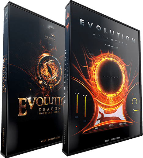 "75% off ""Evolution: Bundle"" by Keep Forest for Kontakt"