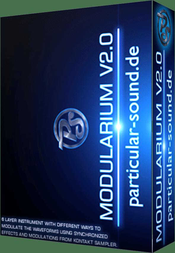 """70% off """"Modularium"""" by Particular Sound"""