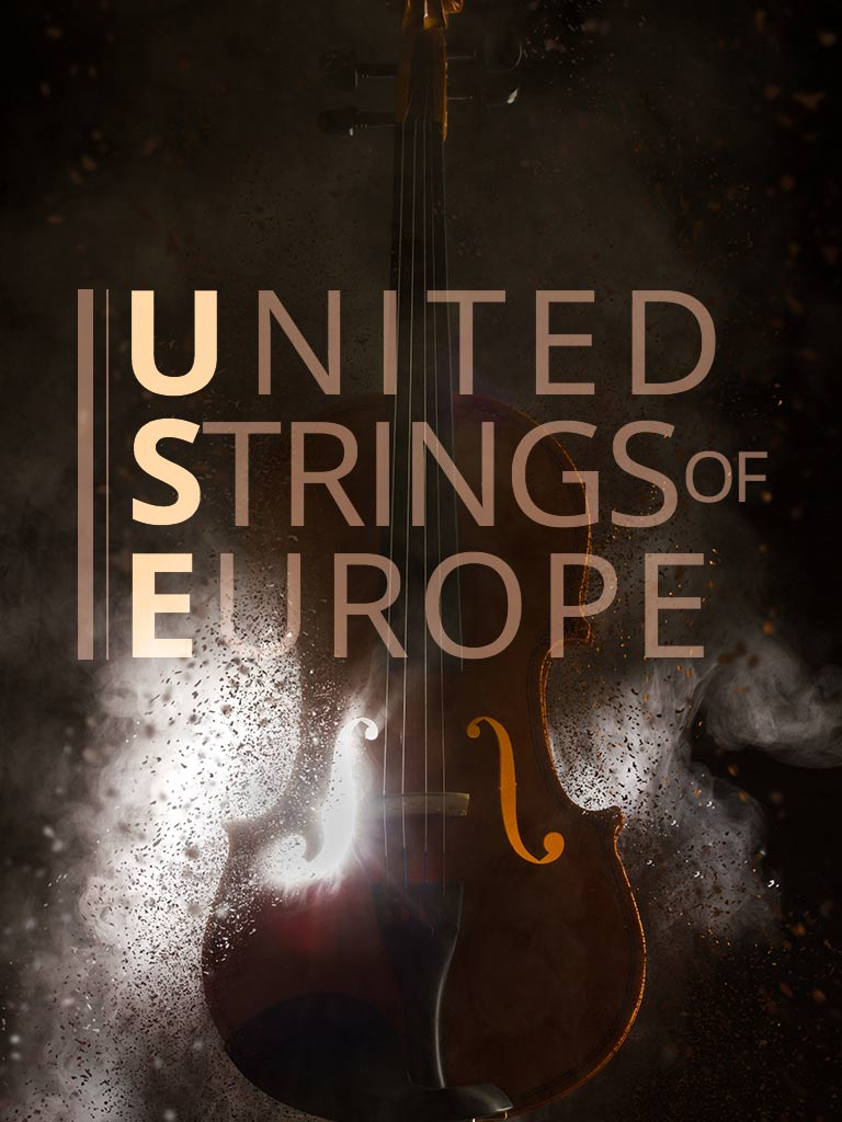 "74% off ""United Strings Of Europe"" by Auddict"