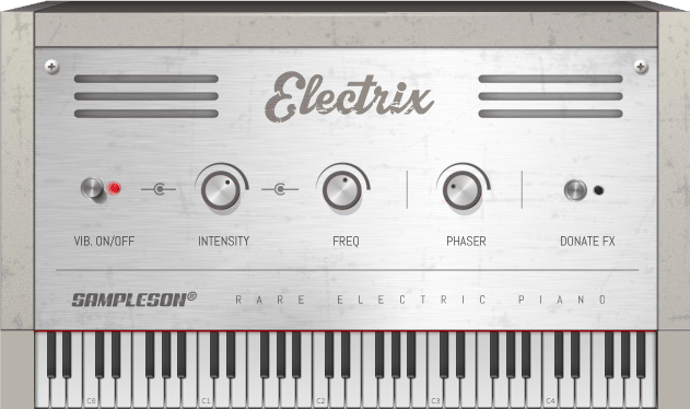 "94% off ""Electrix Piano"" by Sampleson"