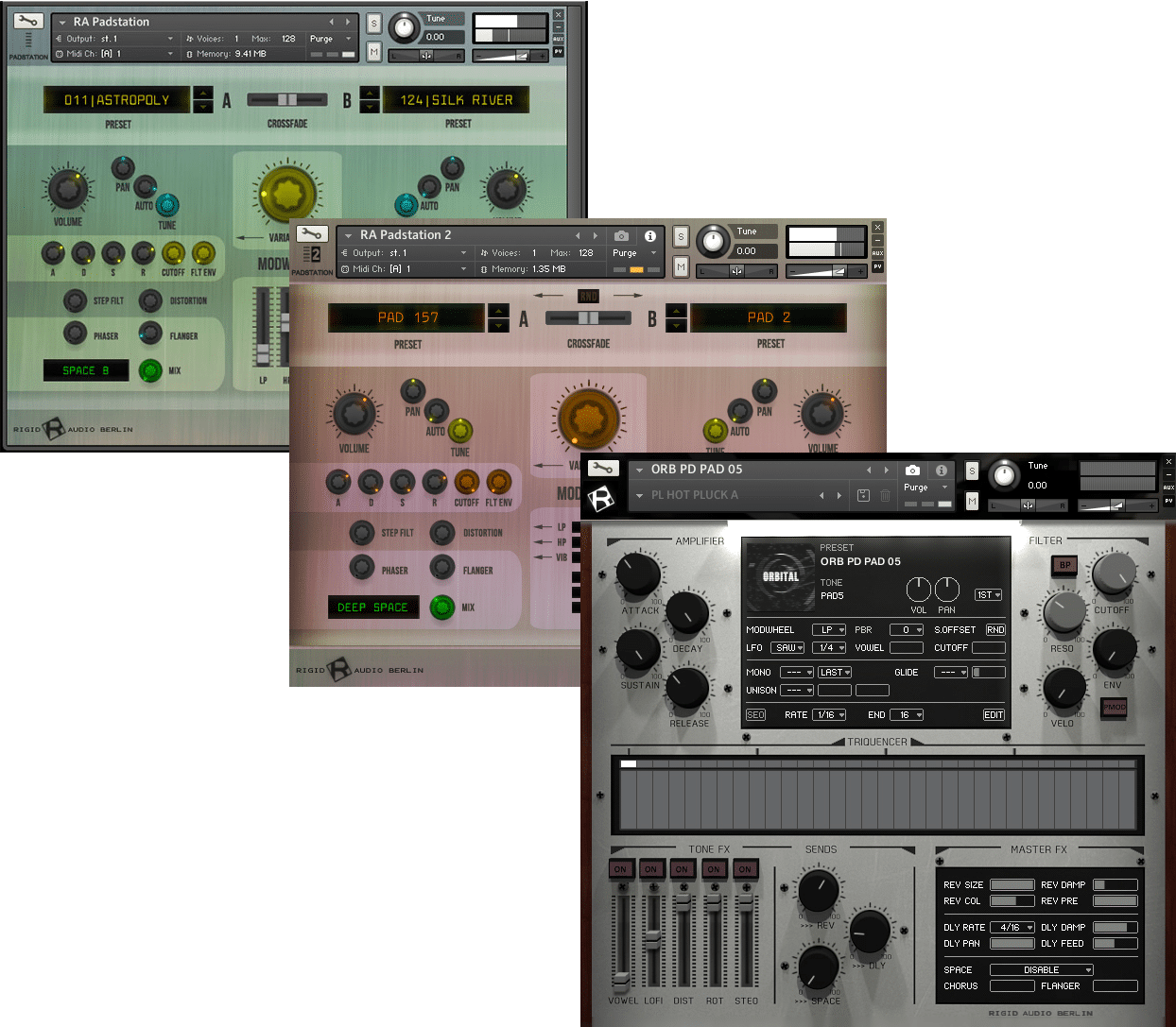 "85% off ""Pads Bundle"" by Rigid Audio For Kontakt"