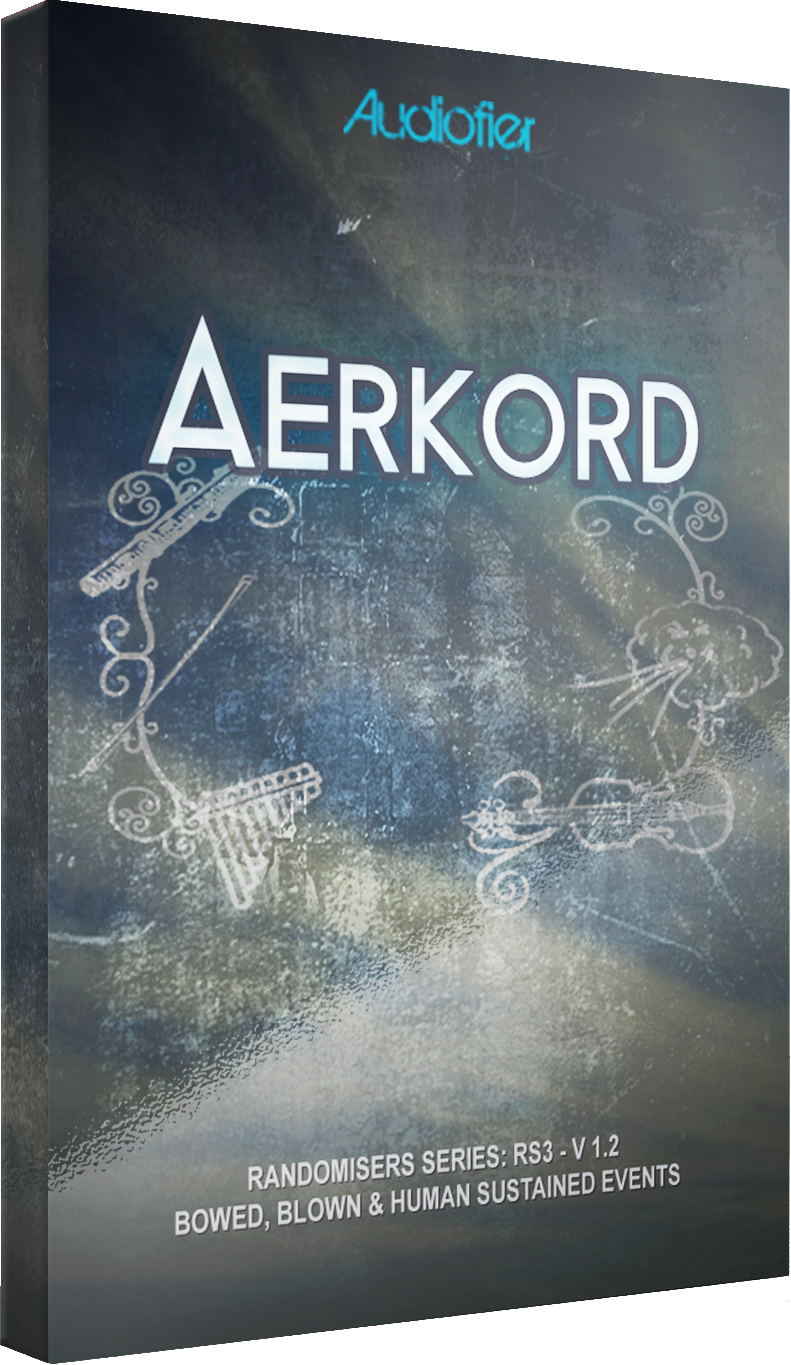 "75% off ""Aerkord"" by Audiofier"