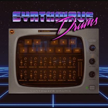 "64% off ""Synthwave Drums"" by Beatskillz"