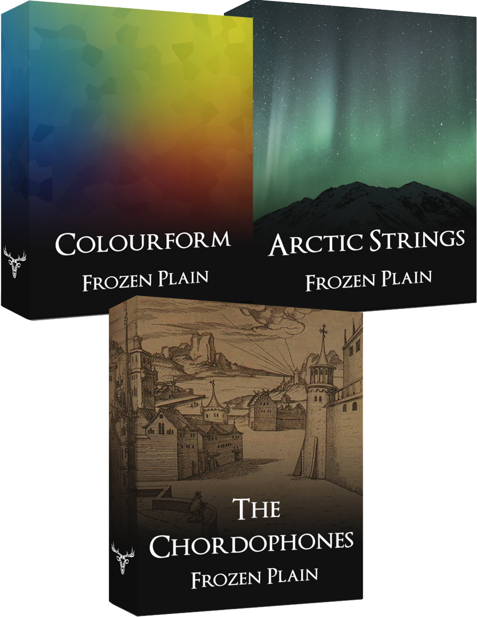 "77% off ""Frozen Plain Bundle"" by Frozen Plain for Kontakt"