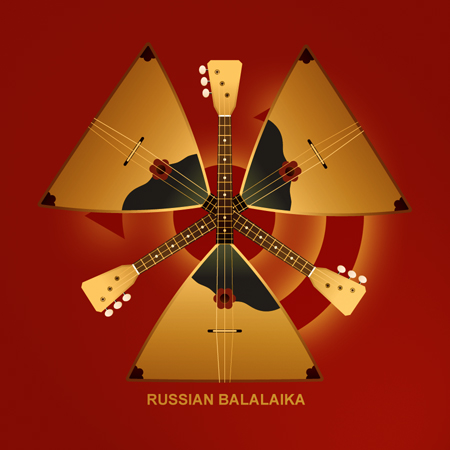 "75% off ""Russian Balalaika"" by Precisionsound"