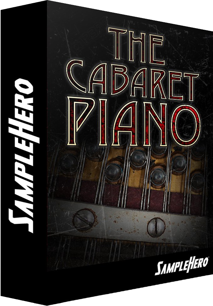 "80% off ""The Cabaret Piano"" by SampleHero"