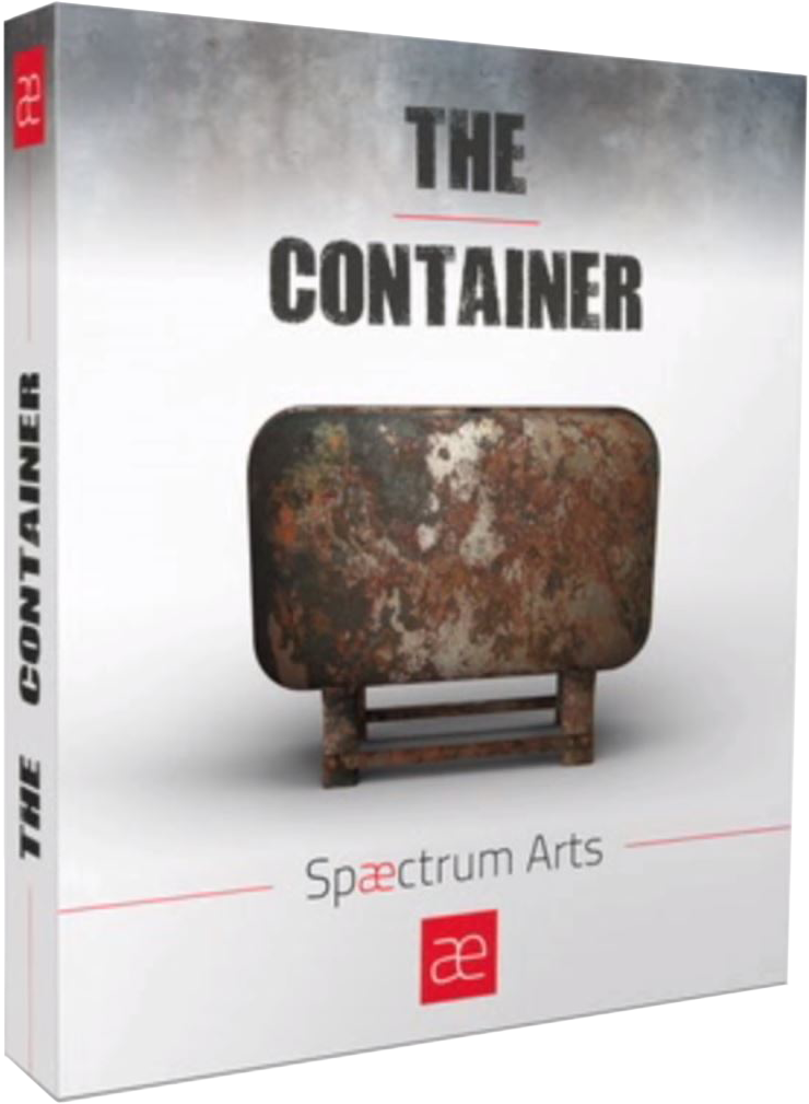 "69% off ""The Container"" by Spaectrum Arts"