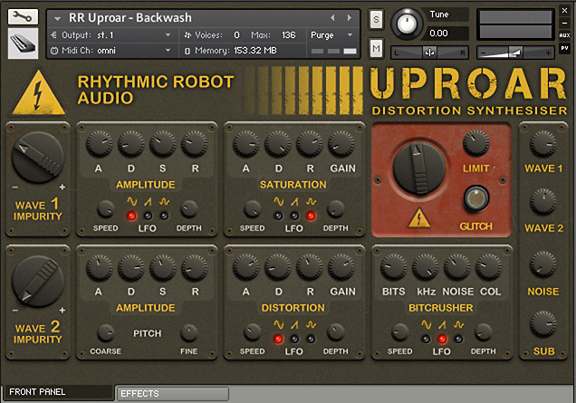 "50% off ""Uproar"" by Rhythmic Robot"