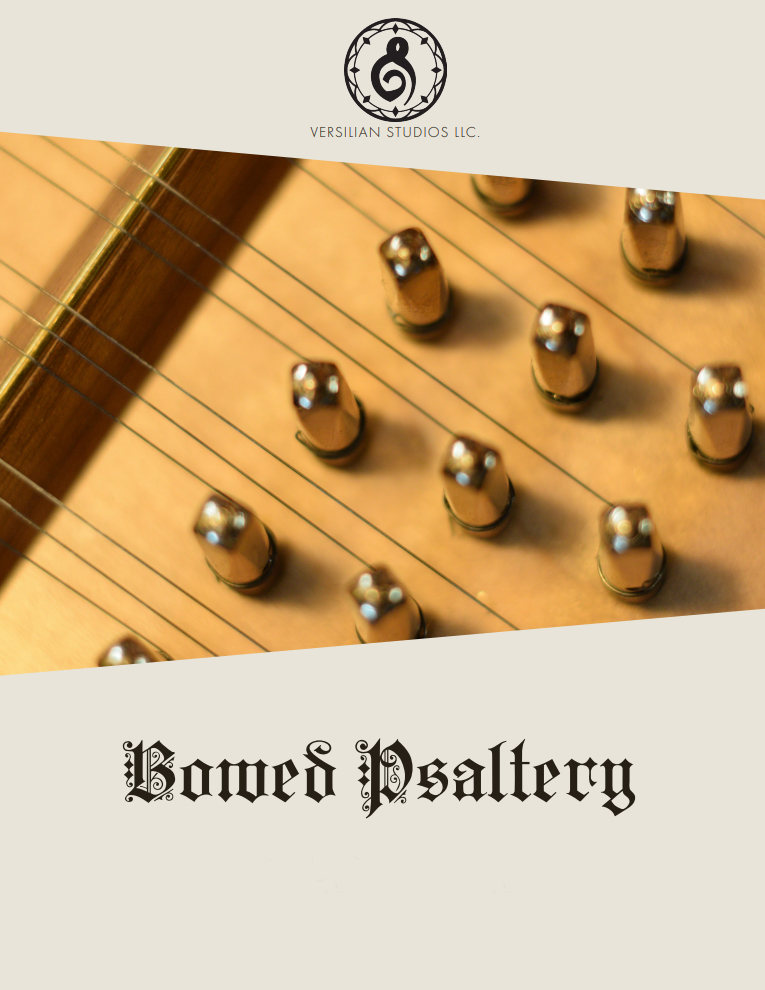 "68% off ""Bowed Psaltery"" by Versilian Studios"