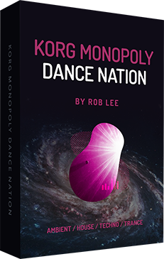 """Dance Nation"" Soundset For Korg Monopoly"