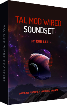 TAL-Mod Wired Soundset