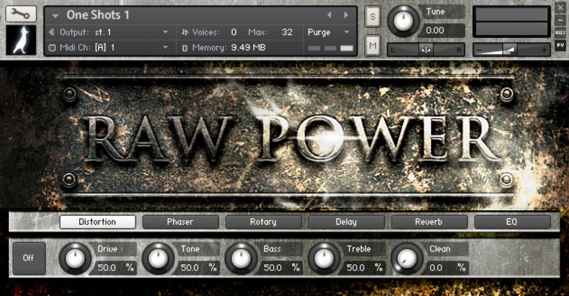 RAW Power Metallic Percussion - VSTBuzz
