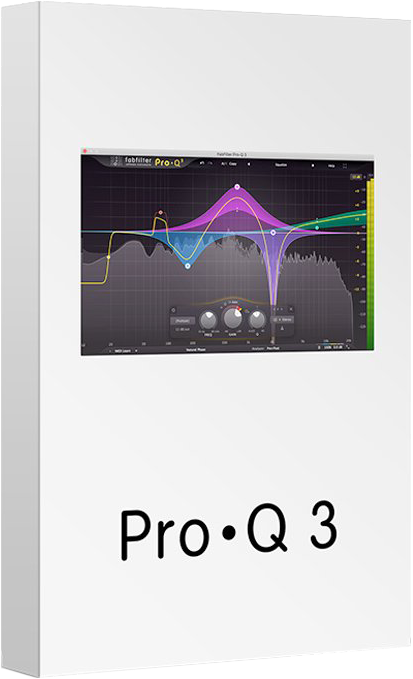 "40% off ""Pro-Q 3"" by FabFilter"