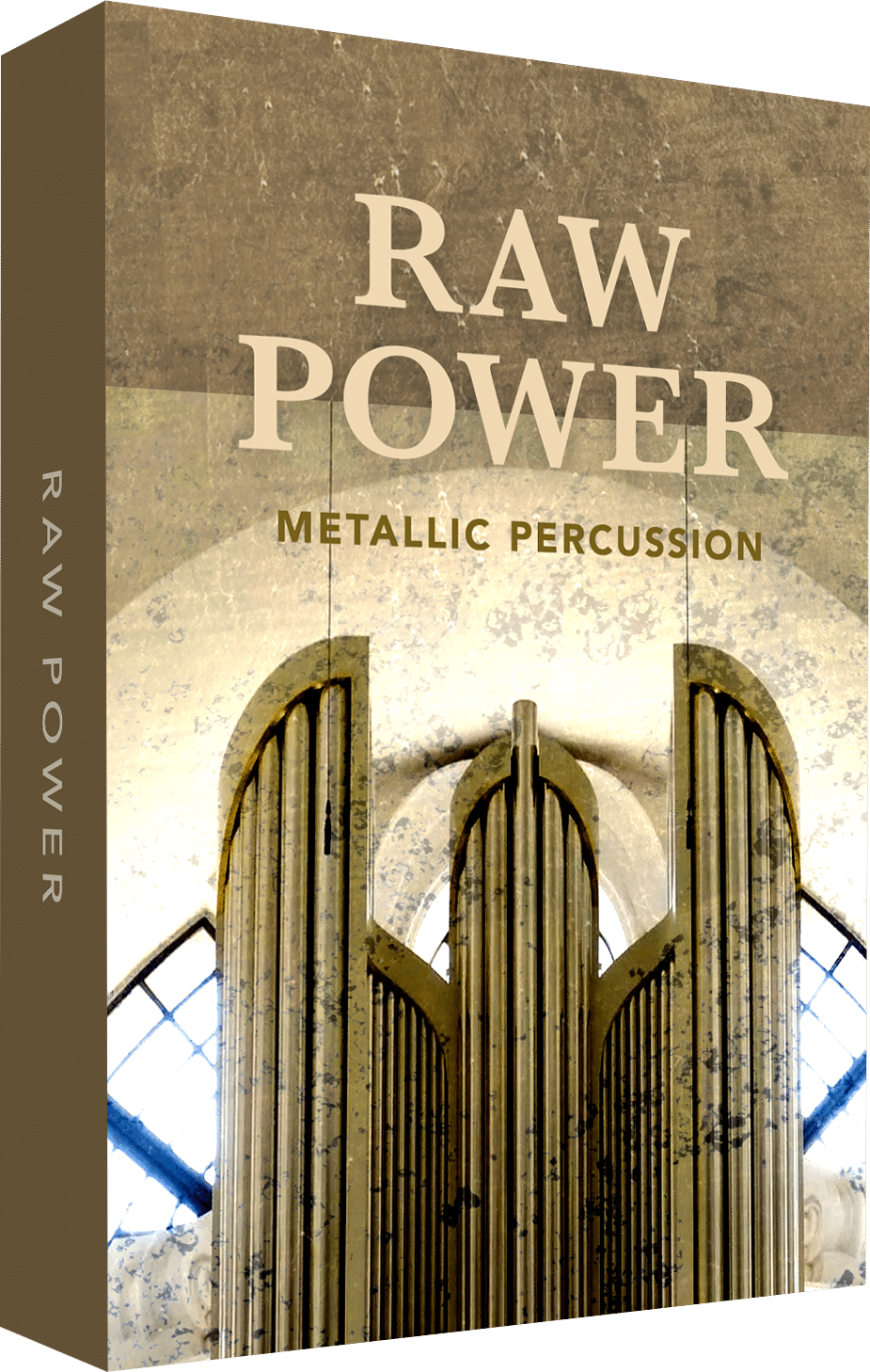 RAW Power Metallic Percussion
