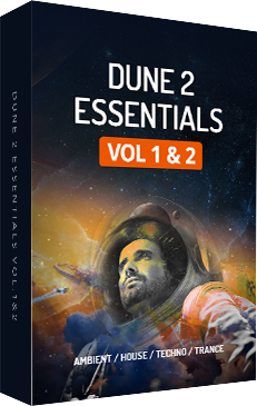 Dune 2 Essentials Vol. 1 & 2