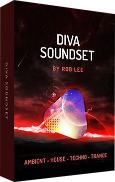 u-He Diva EDM Soundset