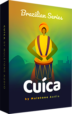 Brazilian Series: Cuica