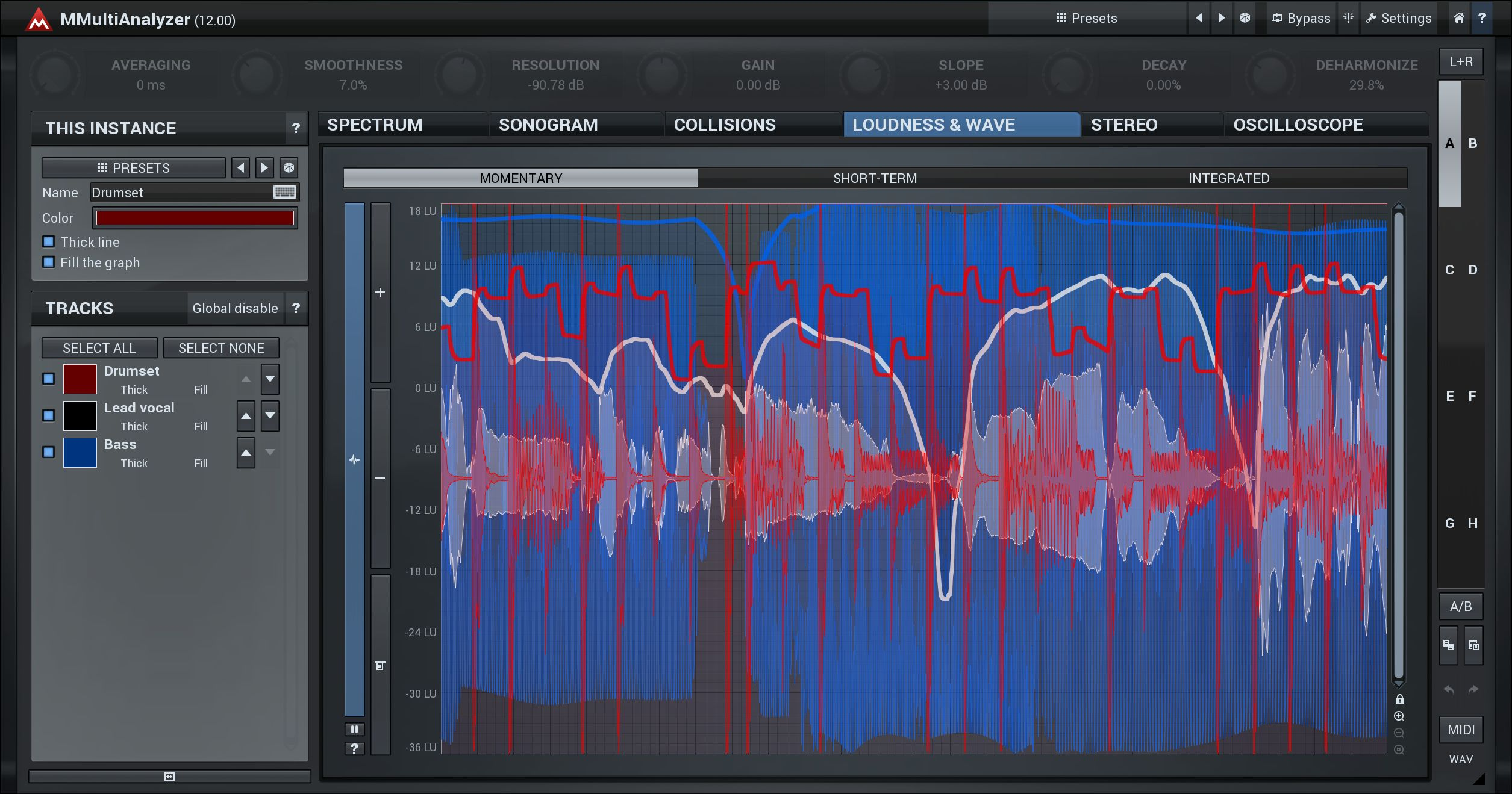 "70% off ""MMultiAnalyzer"" by MeldaProduction"